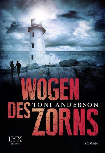 Wogen des Zorns von Toni Anderson (2014, Taschenbuch), ungelesen