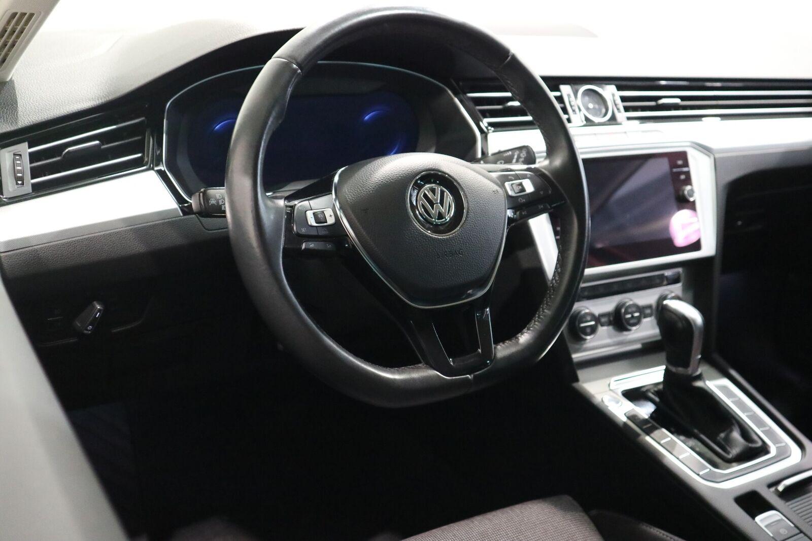VW Passat 1,4 TSi 150 Comfortline Premium Variant DSG - billede 11