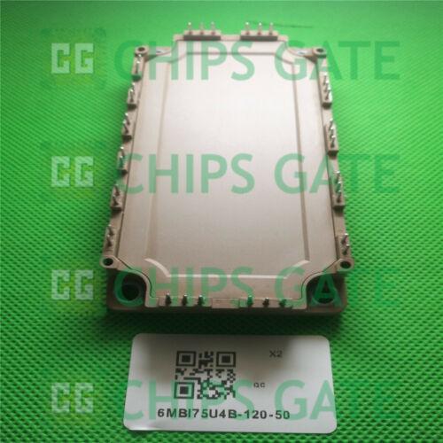1PCS Fuente De Alimentación Módulo Fuji 6MBI75U4B-120-50 NUEVO/% garantía de calidad
