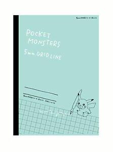 Cuaderno-de-Entrenamiento-Kanji-Cubierta-Pocket-Monsters