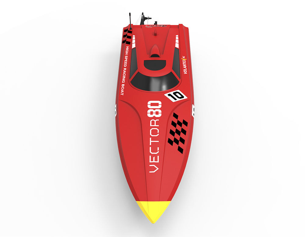 Volantex Vector 80 PNP RC Racing Boat Model W  Motor Servos 50A ESC W O Battery