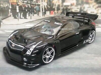 Cadillac Ats V R Custom Painted Epx Rc Drift Car 1 10 Rtr 4wd