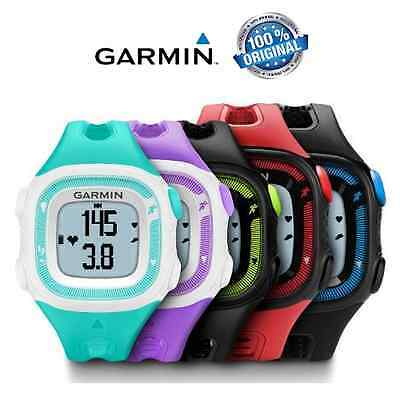 Garmin Forerunner 15 GPS Running Watch / Activity Tracker (5 Colours Available)