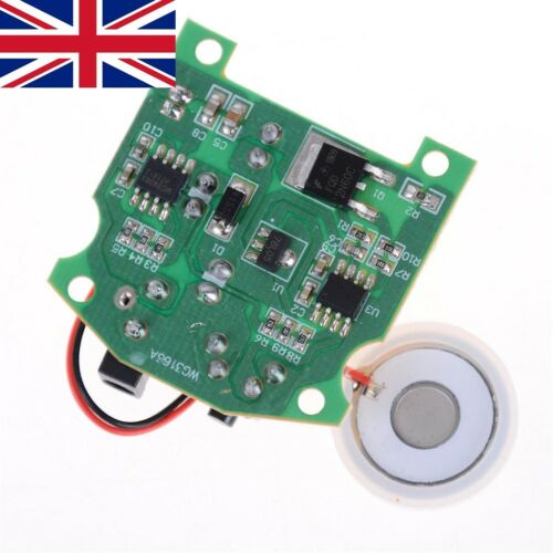 D20mm 113KHz Ultrasonic Mist Maker Atomizing Fogger Ceramic Humidifier3.7-12V RU