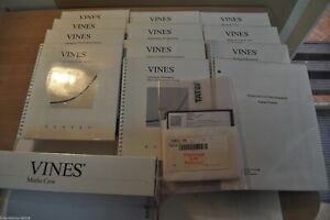 Banyan Vines, Computer Network Operating System Vers. 5.5, COMPLETE SET, NEW !