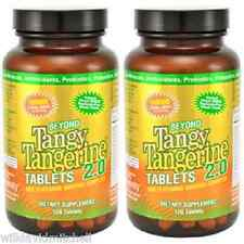 Youngevity Beyond Tangy Tangerine 180 Tablets by Dr. Wallach