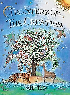 """""""VERY GOOD"""" Jane Ray, Penny Worms, The Story Of The Creation (Orchard Paperbacks"""