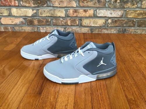 Mens Jordan Big Fund BV6273-002 Cool Grey//White NEW Size 11