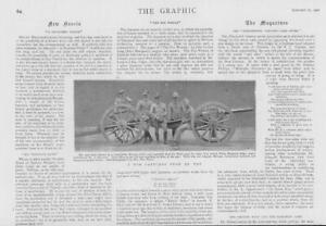 1901Antique-Print-AUSTRALIA-New-South-Wales-Gun-Twelve-Pounder-Krupp-05