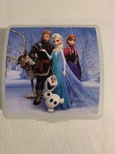 Tupperware Disney Frozen 2 Sandwich Keeper New