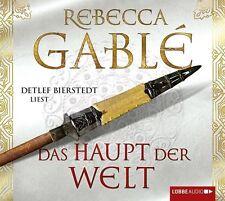Das Haupt der Welt von Rebecca Gablé (2013, Hörbuch)