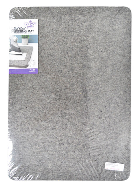 Wooly Felted Wonders Ironing Mat 17 by 17 inches