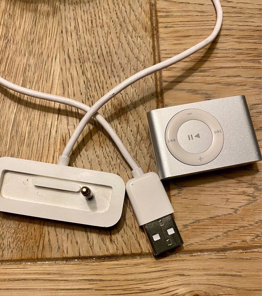 iPod, Shuffle 2nd generation, 1 GB