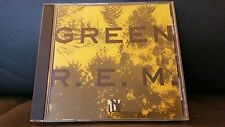 r.e.m. - green, CD 100% tested VG cond.