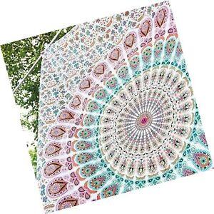 Indian Dorm Decor,... Hippie Tapestry Hippy Mandala Bohemian Tapestries