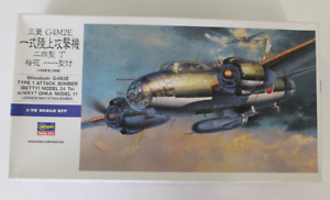 Hasegawa Mitsubishi G4M2E Type 1 Betty Model 24 Tei w  OHKA Mod.11 1 72 0550 ST