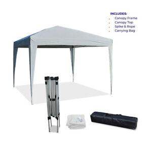 10-039-x10-039-EZ-Pop-Up-Canopy-Outdoor-Dressed-Leg-Wedding-Party-Tent-Folding-Gazebo