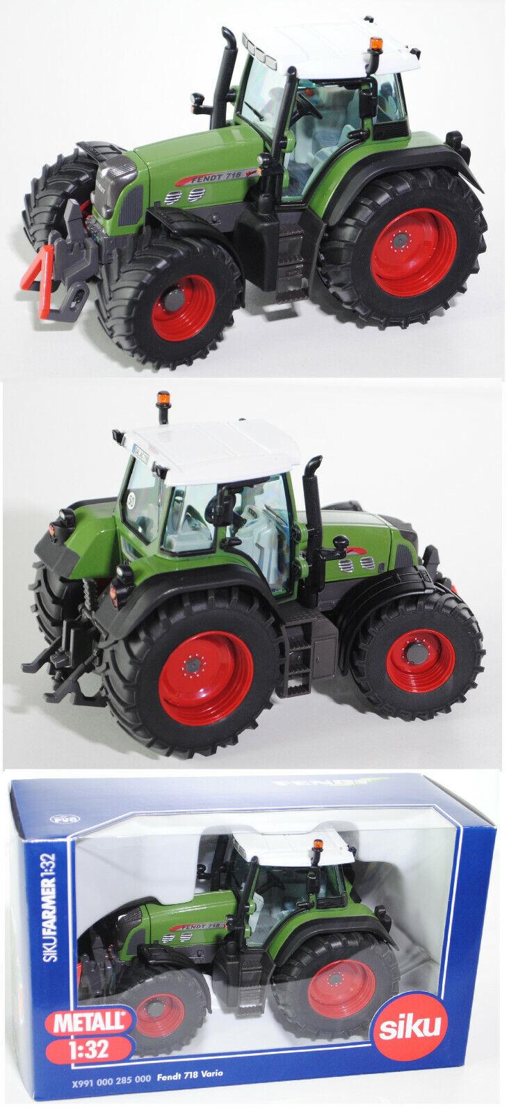 SIKU FARMER 3263 Fendt 718 Vario tracteur, 1 32, modèle spécial