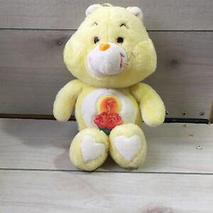 1cbef7a00 A91 Vintage Care Bears Birthday Bear Plush! 13