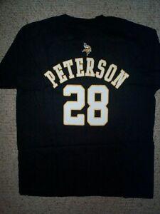 Details about ($24) Minnesota Vikings ADRIAN PETERSON Jersey Shirt YOUTH KIDS BOYS (m-medium)