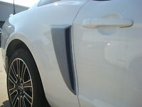 Painted Side Scoops For A 2010-2014 Ford Mustang Factory Style