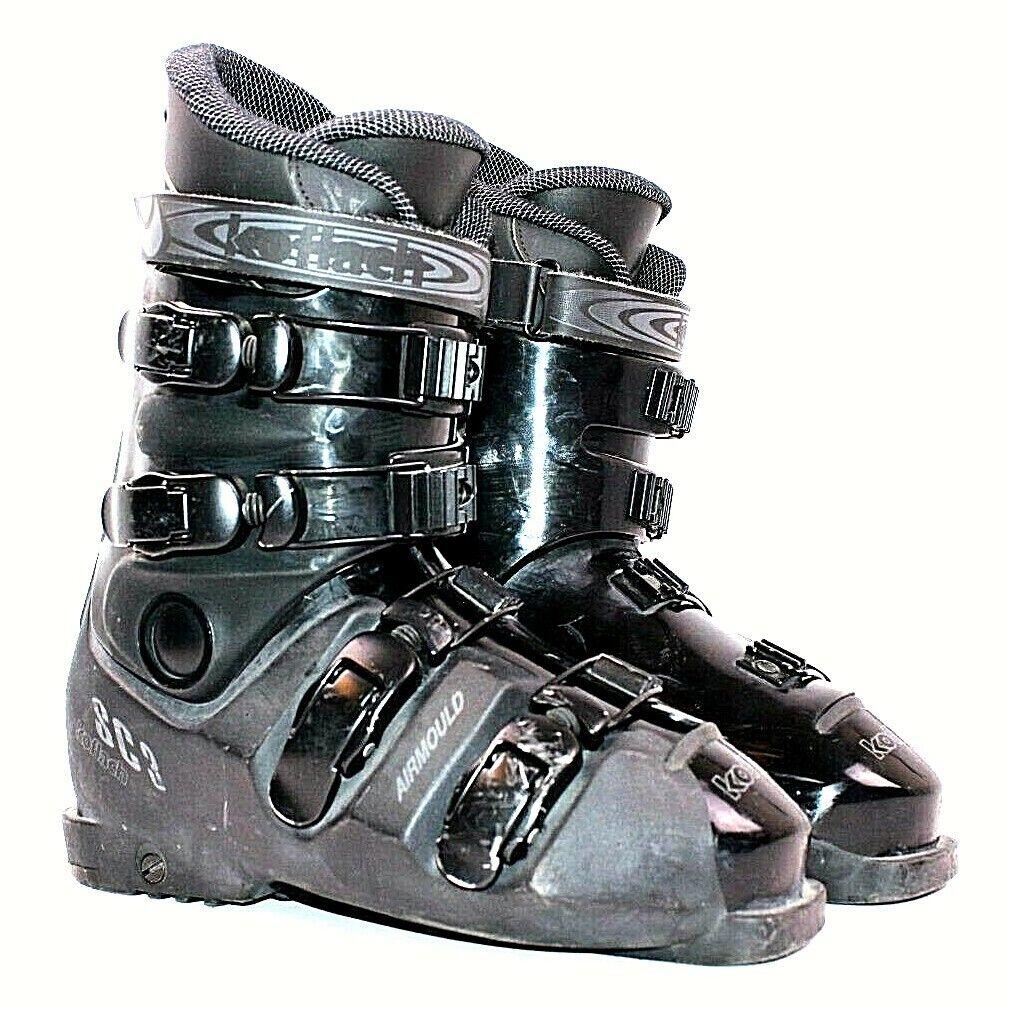 Koflach Airmould SC3 Downhill Ski Boots Mens 28.5 Mondopoint 323MM 4 Alloy Clasp