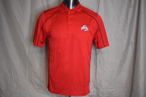 J America Mens Ohio State Buckeyes Polo NWT M L 2XL