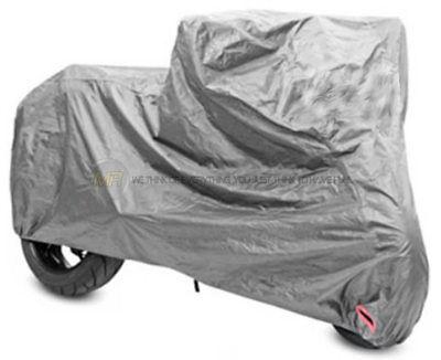 Per Kawasaki Zzr 1400 Da 2006 A 2014 Con Bauletto E Parabrezza Telo Coprimoto Im