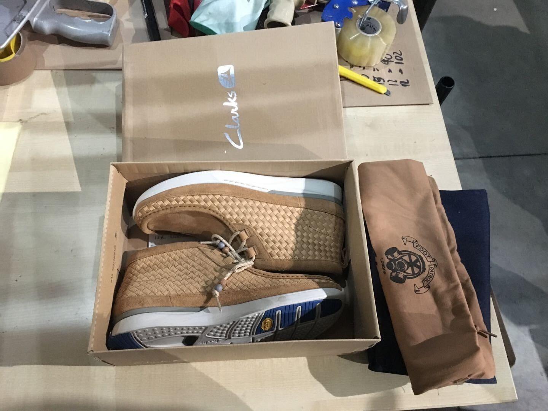 Footpatrol x Clarks Sportswear Tawyer FP