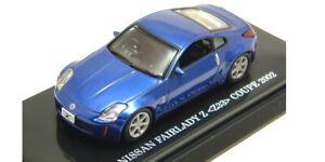 Nissan-FAIRLADY-Z-Z33-Coupe-2002-escala-1-64-por-Kyosho