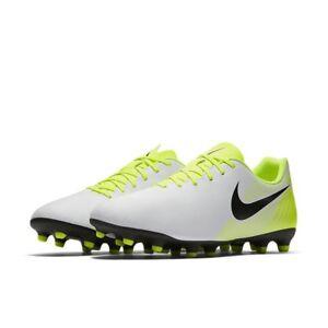 Nike Fg Ii Magista Uomo Calcio Scarpa Ola Biancogiallo Da 844420 Rtxtwr