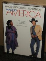 Made In America (dvd) Whoopi Goldberg, Ted Danson, Will Smith, Brand