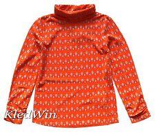 RIVER WOODS sous-pull longsleeve oranje, mt.12 jaar, NIEUW!!!