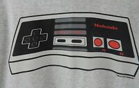 Nintendo Nes Controller Graphic T-shirt Tee Size Xl Retro Classic Gaming