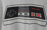 Nintendo Nes Controller Graphic T-shirt Tee Size Xl Retro Classic Gaming