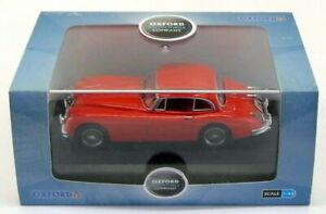 Oxford Diecast Escala 1/43 JAGXK150003-Rojo Jaguar XK150 Cardoso-Carmen