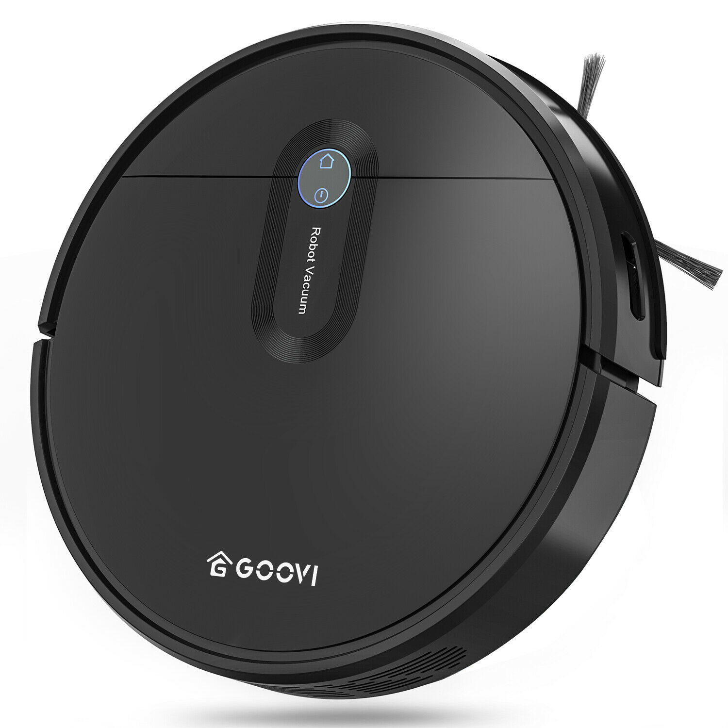 GOOVI Max Smart Robot Vacuum Cleaner 2000Pa HEPA Filter Remote House Cleaning US