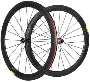 700C-Clincher-Carbon-Road-Bike-Wheelset-Chosen-50mm-Ultra-Light-Carbon-Wheels