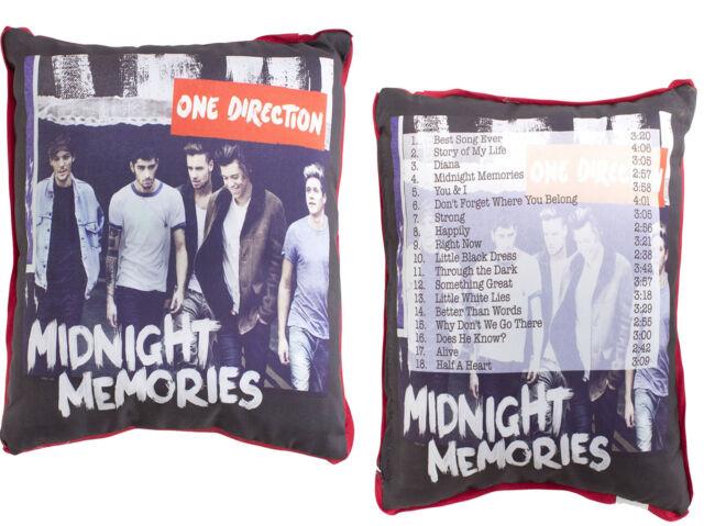 One Direction Secret Sound Mp3 Speaker Cushion 1d