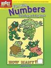 BOOST Fun with Numbers Coloring Activity Book by Anna Pomaska (Paperback, 2013)