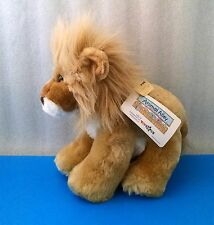 Animal Alley Toys R' Us Tan Lion Stuffed Animal Plush Lovey W/TAGS!