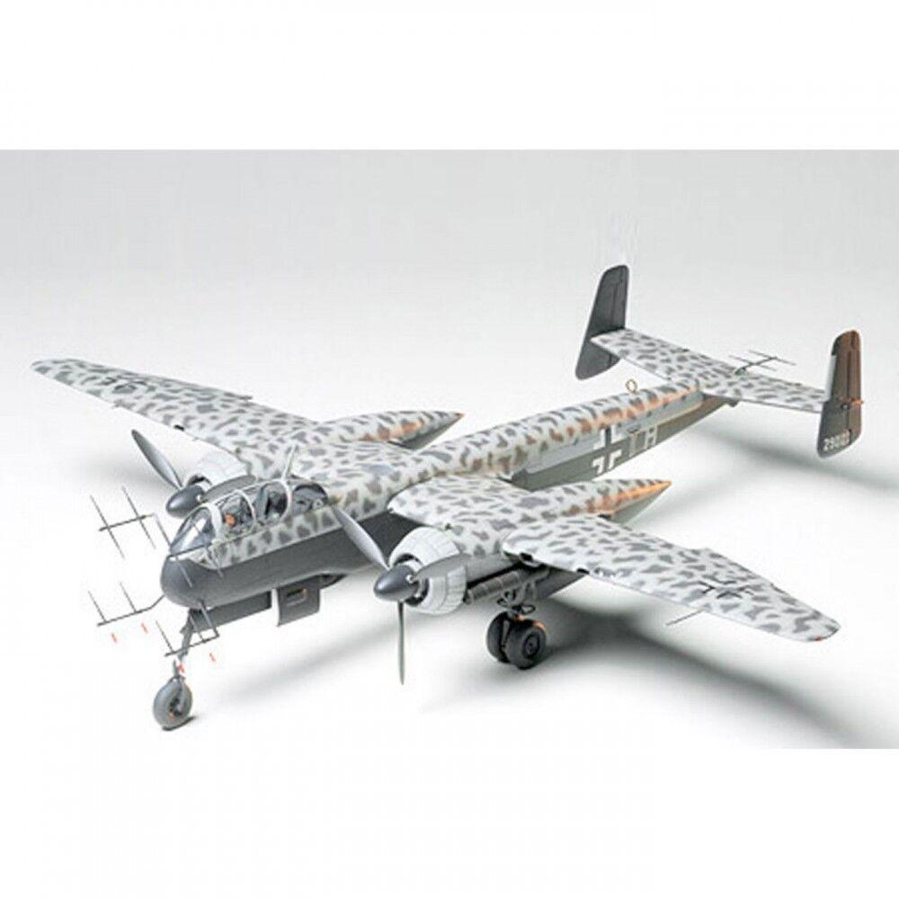 Tamiya 1 48 Heinkel He219 Uhu Aircraf TAM61057