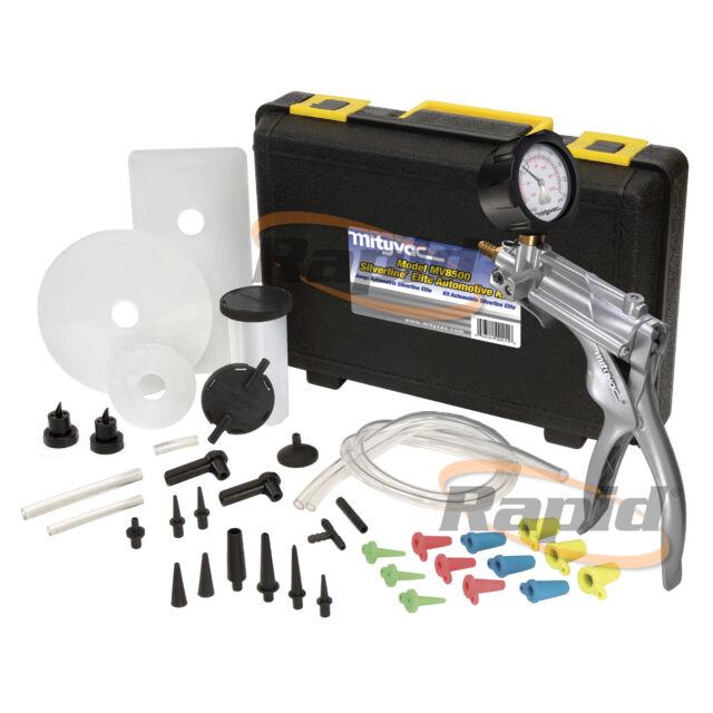 Silverline Elite Hand Pump Kit - Mityvac - 12-MV8500
