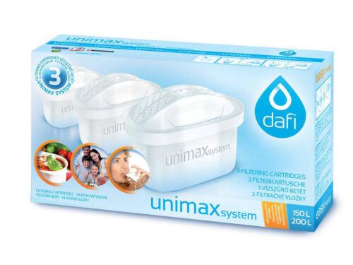 20 Kartuschen Dafi Unimax für  Brita Maxtra PearlCo  Wasserfilter