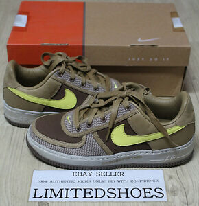 new style 22da7 52422 Image is loading NIKE-AIR-FORCE-1-INSIDEOUT-PRIORITY-UNDEFEATED-UNDFTD-