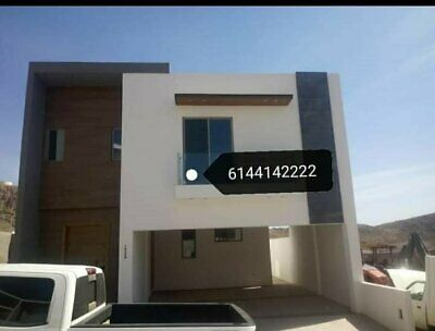Casa nueva en venta Albaterra $3,750,000 Chihuahua