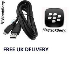 Original Blackberry Micro Usb Cable De Datos Cargador Plomo Para Blackberry móviles