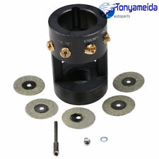 Tungsten Grinder Amp Sharpener Multi Angle Offsets Head Tool Fit For Tig Welding