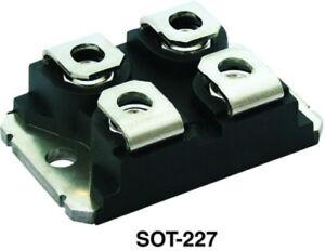 APT12040JVR-Microsemi-puissance-Mosfet-Transistor-SOT227