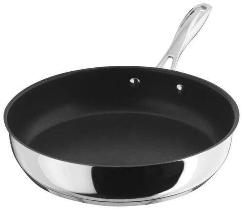 Stellar 7000 30cm Non Stick Frying Pan Stainless Steel Suitable for Aga Rayburn